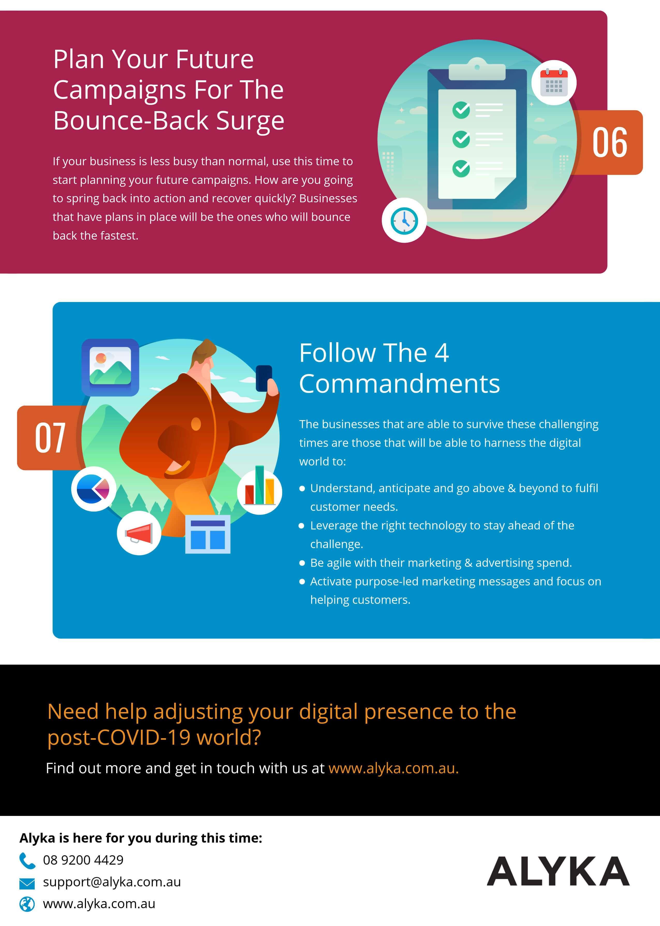 COVID-19 Digital Checklist